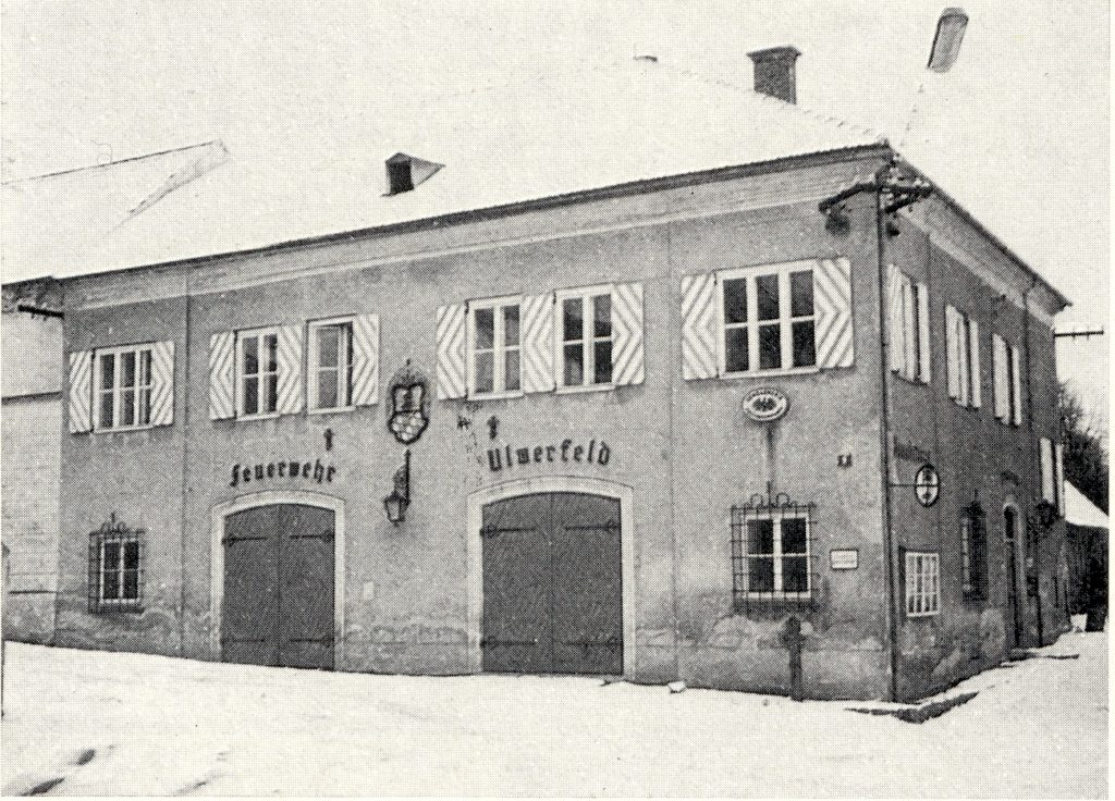 Neues Depot für die FF Ulmerfeld