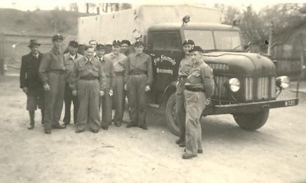Kommandant Karl Wagner (FF Hausmening)