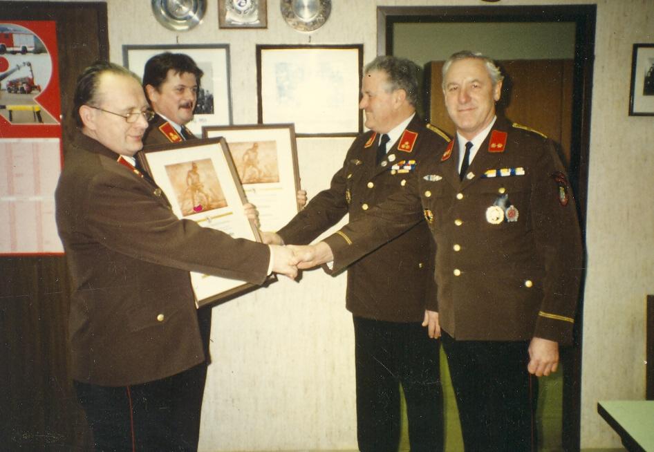 Kommandant Franz Leimhofer