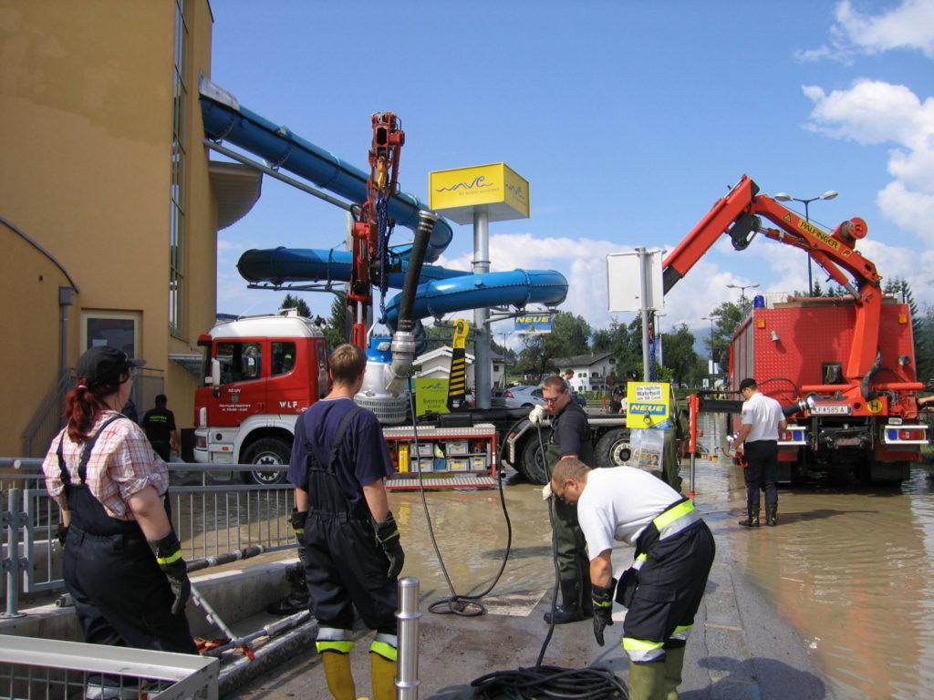 KHD-Einsatz in Tirol