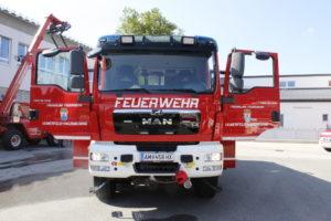 Neues Fahrzeug – HLF 3