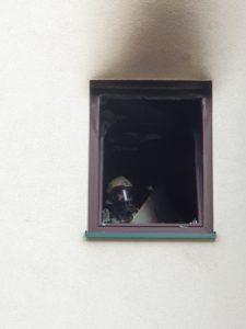 Wohnungsbrand in Neufurth